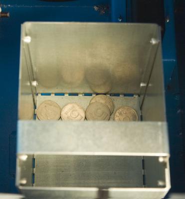 Емкость для монет